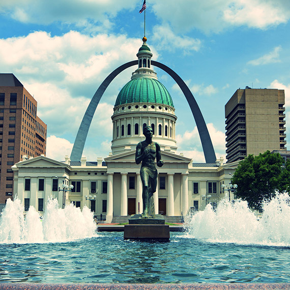 Experience the Heart of St. Louis at Hotel Indigo